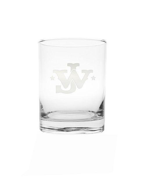 Rolf Glass John Wayne Jw Double Old Fashioned 14Oz - Set Of 4 Glasses