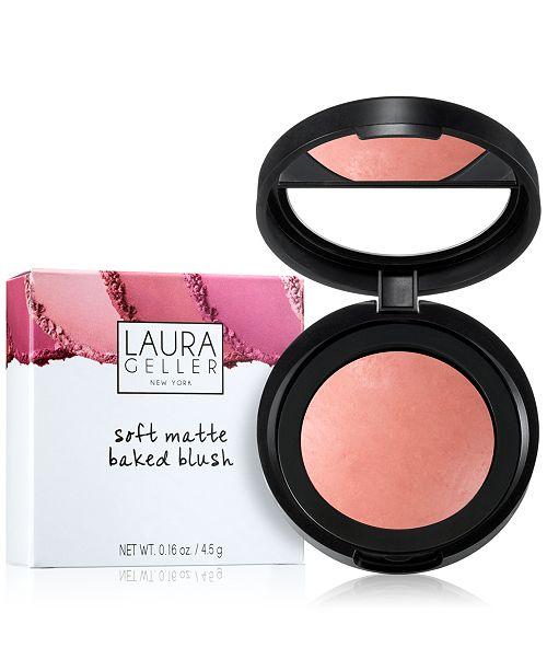 Laura Geller Beauty Soft Matte Baked Blush