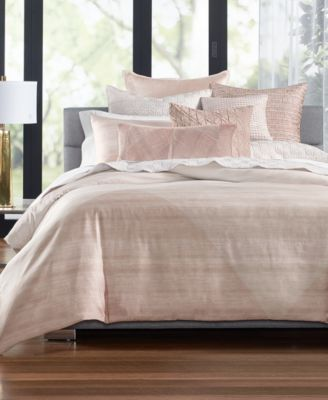 Woodrose Cotton Full/Queen Duvet Cover, Created for Macy's