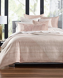 CLOSEOUT! Hotel Collection Woodrose Duvet Covers, Created for Macy's