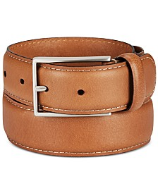 Tasso Elba Men's Casual Belt, Created for Macy's