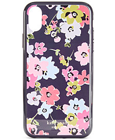 kate spade new york Jeweled Wildflower Bouquet iPhone XR Case