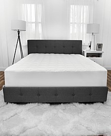 Luxury Top Loft Gel Fiber California King Mattress Pad