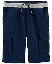 Carter's Little & Big Boys Pull-On Shorts