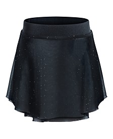 Little & Big Girls Sparkle Mesh Skirt