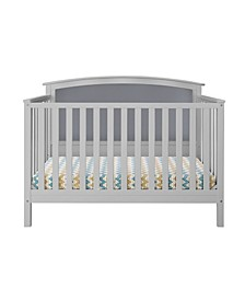 Bentley 4-in-1 Convertible Upholstered Crib