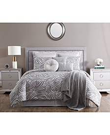 CLOSEOUT! Serengeti 10-Pc. Comforter Sets