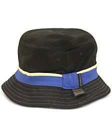 Sean John Men's Reversible City Print Bucket Hat, Created for Macy's