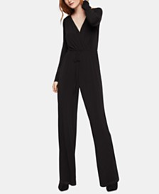 BCBGeneration Open-Back Jumpsuit