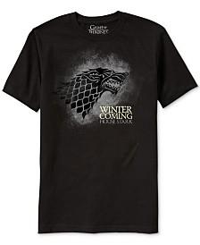 Game of Thrones Winter Men's Graphic T-Shirt