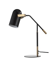 Edison Metal LED Task Lamp