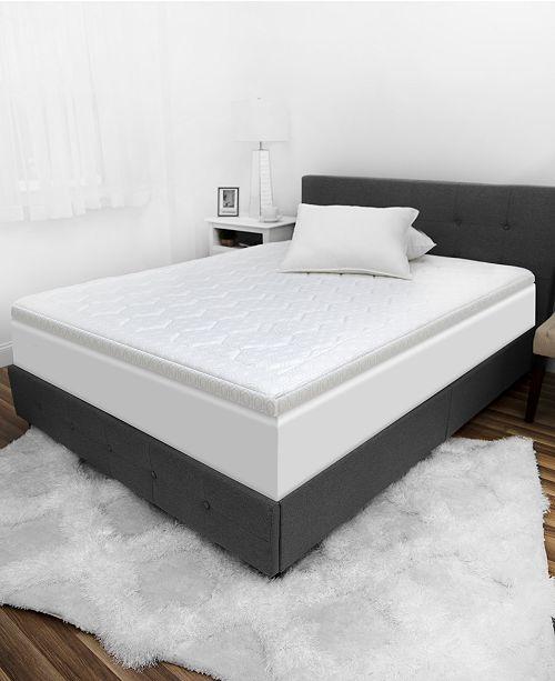 Sensorgel Luxury Icool 3 Quot Gel Infused Memory Foam King