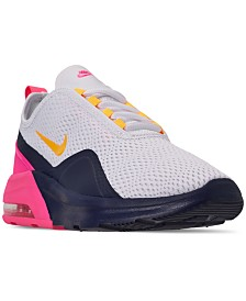 promo code 0b5f9 35311 Nike Womens Air Max Motion 2 Casual Sneakers from Finish Line