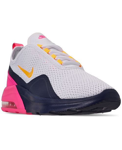 Max 2 Sneakers Motion Casual From Women's Finish Nike Air n80wOmNyvP