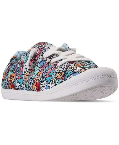 96435917b33d ... Skechers Women s Bobs Beach Bingo - Woof Pack Bobs for Dogs and Cats  Casual Sneakers from ...