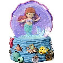Disney Showcase Collection The Little Mermaid Snow Globe Musical 183471
