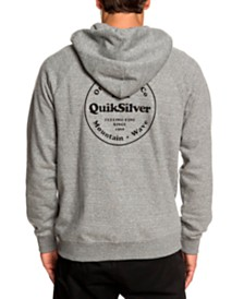 Quiksilver Men's Deacon Full Zip Hoodie