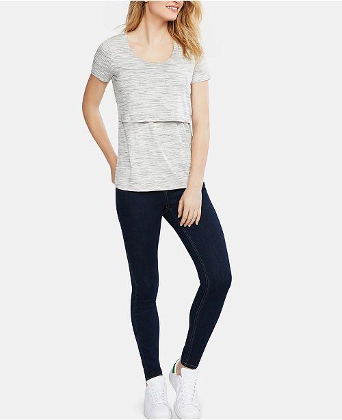 Motherhood Maternity Post Pregnancy Skinny Jeans