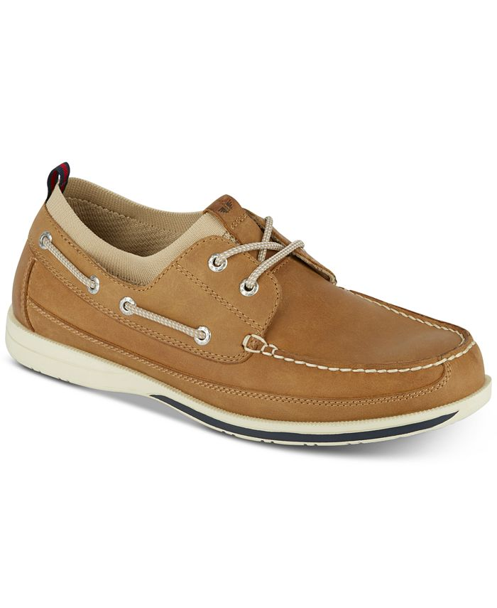 Dockers - Men's Homer Smart Series Leather Boat Shoes