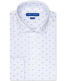 Vince Camuto Men's Slim-Fit Graphic Dress Shirt