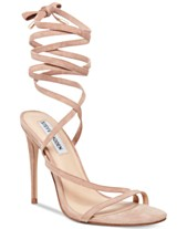 c66751e0f Steve Madden Women s Amberlyn Tie-Up Dress Sandals