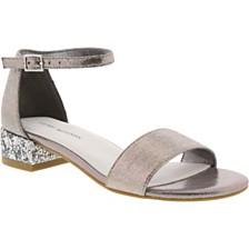 Stuart Weitzman Little & Big Girls Penelope Glitter Dress Shoe