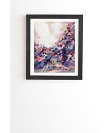 Deny Designs Steady Darling Framed Wall Art