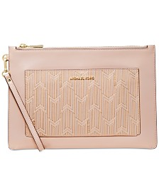 MICHAEL Michael Kors Pocket Zip Wristlet