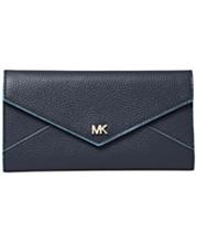 2960393d96e3 MICHAEL Michael Kors Slim Envelope Trifold Leather Wallet