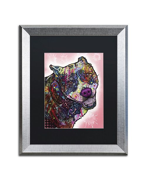 "Trademark Global Dean Russo 'Indelible' Matted Framed Art - 20"" x 16"" x 0.5"""