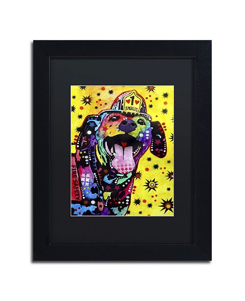"Trademark Global Dean Russo 'Sparkles' Matted Framed Art - 11"" x 14"" x 0.5"""
