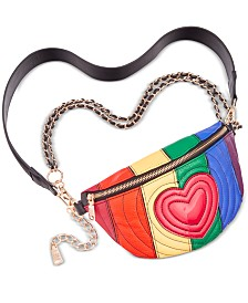 Steve Madden Convertible Love Belt Bag