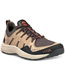 Timberland Men's Leather FlyRoam Trail Shoes