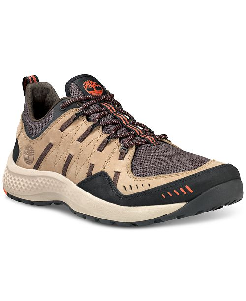 fa69d139621 Timberland Men's Leather FlyRoam Trail Shoes & Reviews - All Men's ...