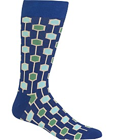 Hot Sox Men's Honeycomb Socks