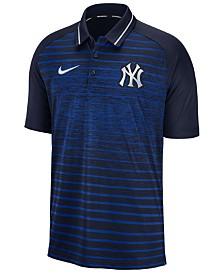 Nike Men's New York Yankees Stripe Game Polo