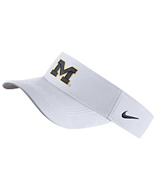 Nike Michigan Wolverines Dri-Fit Visor
