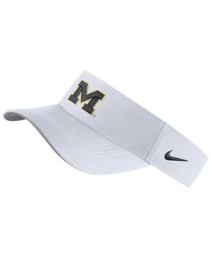 Nike Michigan Wolverines Dri-Fit Visor