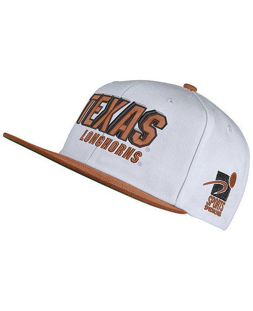 Nike Texas Longhorns Sport Specialties Shadow Snapback Cap