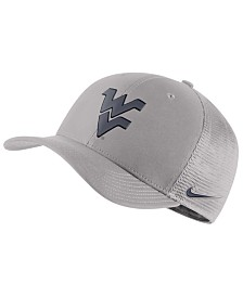 Nike West Virginia Mountaineers Aerobill Mesh Cap