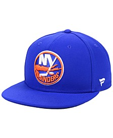 New York Islanders Basic Fan Snapback Cap