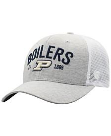 Top of the World Purdue Boilermakers Notch Heather Trucker Cap