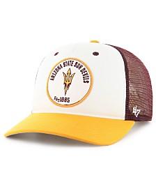 '47 Brand Arizona State Sun Devils Swell MVP Trucker Snapback Cap