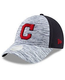 New Era Women's Cleveland Indians Space Dye 9FORTY Cap