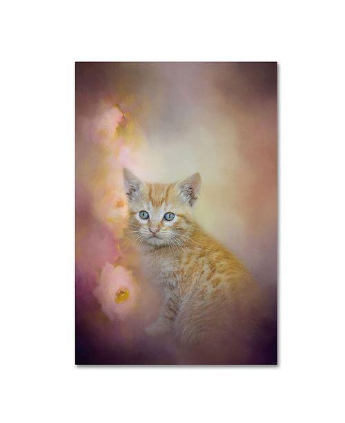 """Trademark Global Jai Johnson 'A Sweet Moment 1' Canvas Art - 47"""" x 30"""" x 2"""""""