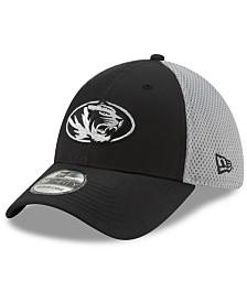 New Era Missouri Tigers TC Gray Neo 39THIRTY Cap