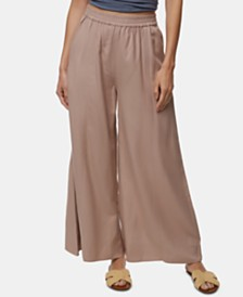 O'Neill Juniors' Wide-Leg Pants