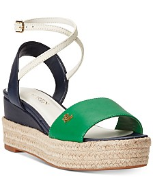 Lauren Ralph Lauren Delores Wedges