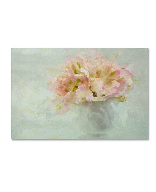 "Trademark Global Cora Niele 'Parrot Tulips' Canvas Art - 24"" x 16"" x 2"""