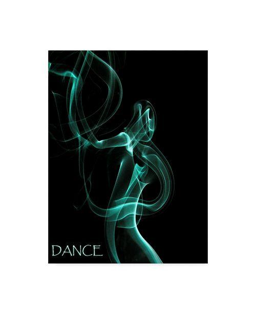 "Trademark Global Dana Brett Munach 'Dance' Canvas Art - 19"" x 14"" x 2"""